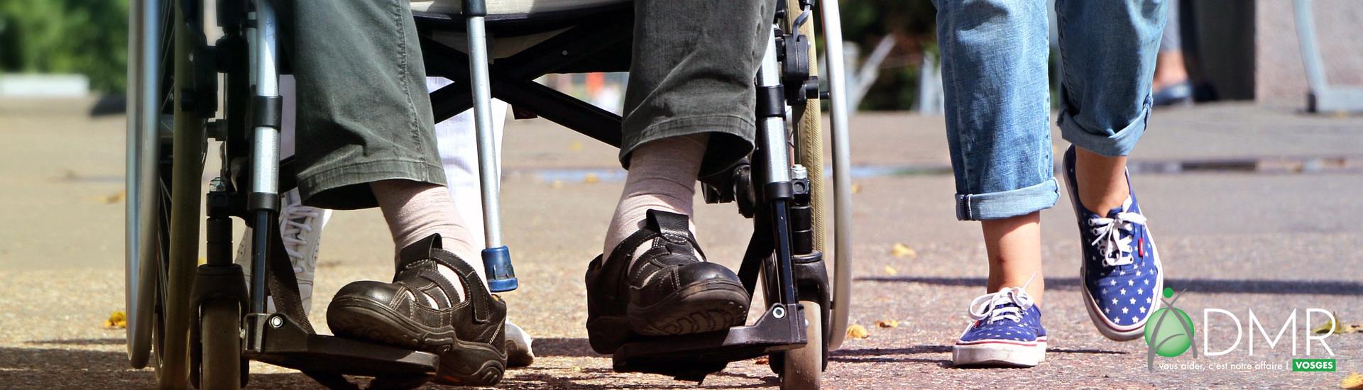 Aide & accompagnement personnes handicapés (Copyright: Pixabay)